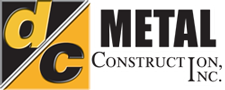 DC Metal Construction Logo